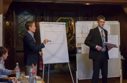 Seminare zur Ergänzung des Studiums für Weinheimer Corpsstudenten.