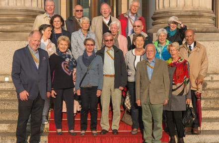Treffen der 60er Alten Herren.
