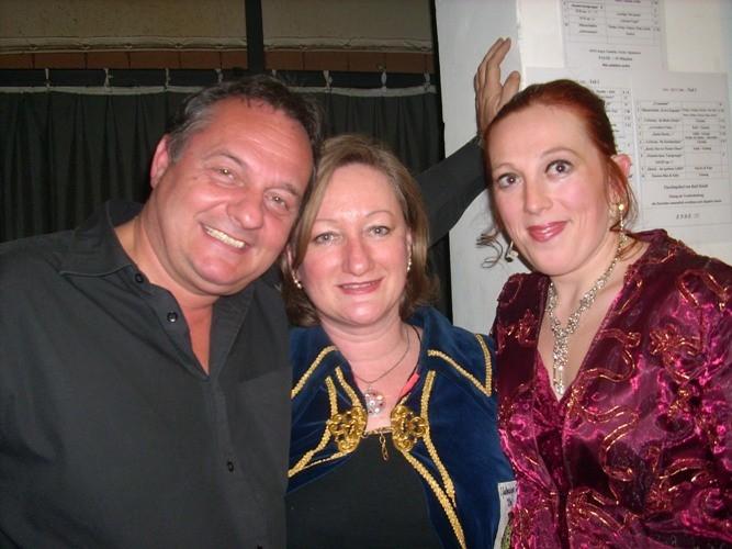 Ambros Double Herbert Frey, Regine Pawelka, Margit Pregler