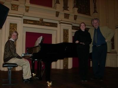 Konzert im Ehrbarsaal