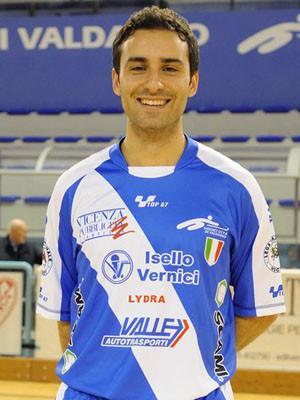 Valerio Antezza - Maglia n. 4 - Attaccante