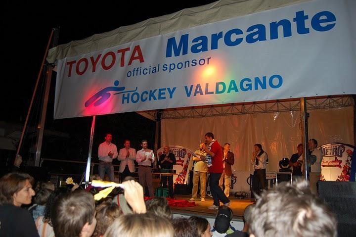 TOYOTA MARCANTE HOCKEY VALDAGNO 2007-2009