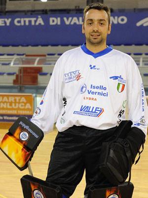 Marco Vallortigara - Maglia n. 1 - Portiere