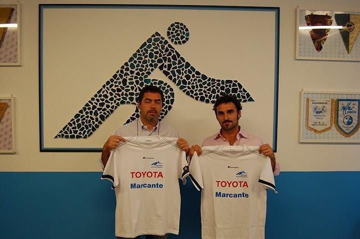Giuseppe e Alessio Marcante - TOYOTA MARCANTE HOCKEY VALDAGNO 2007-2009