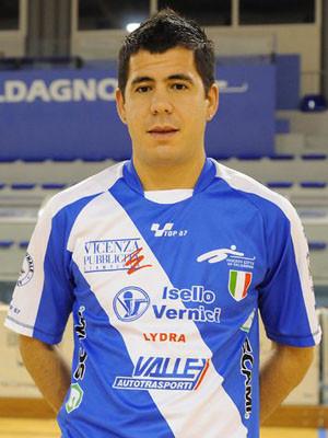 Carlos Nicolia - Maglia n. 5 - Attaccante