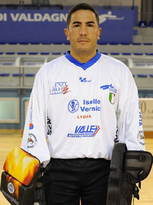 Juan Eduardo Oviedo - Maglia n. 13 - Portiere