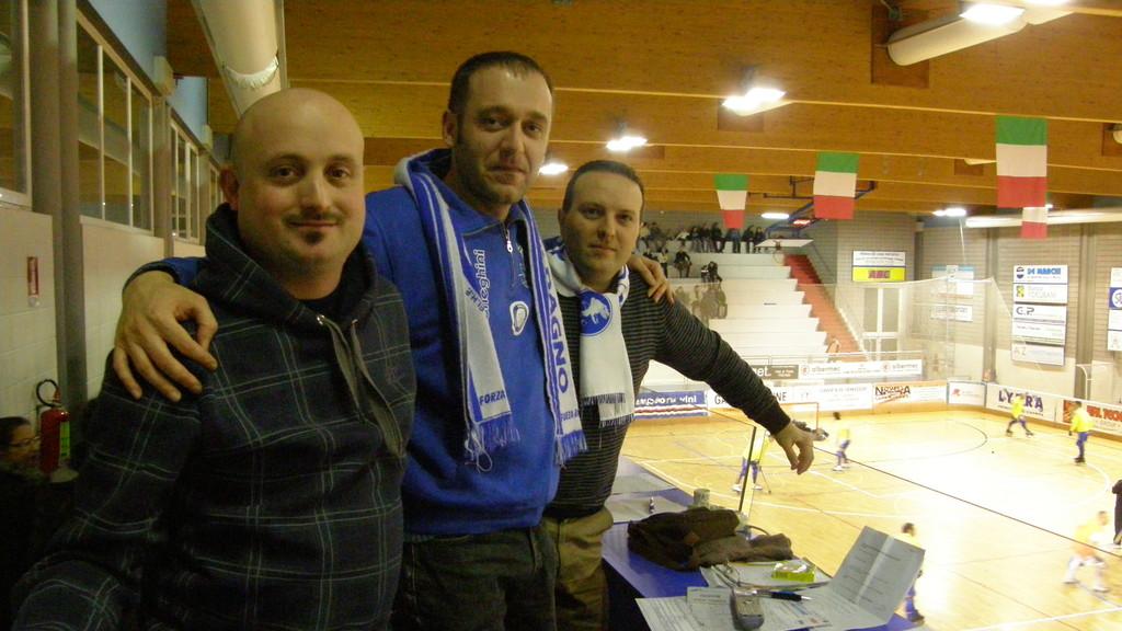 Remidio Zanuso, Giampaolo Maello, Alessandro Vencato