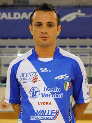 Massimo Tataranni - Maglia n. 8 - Attaccante