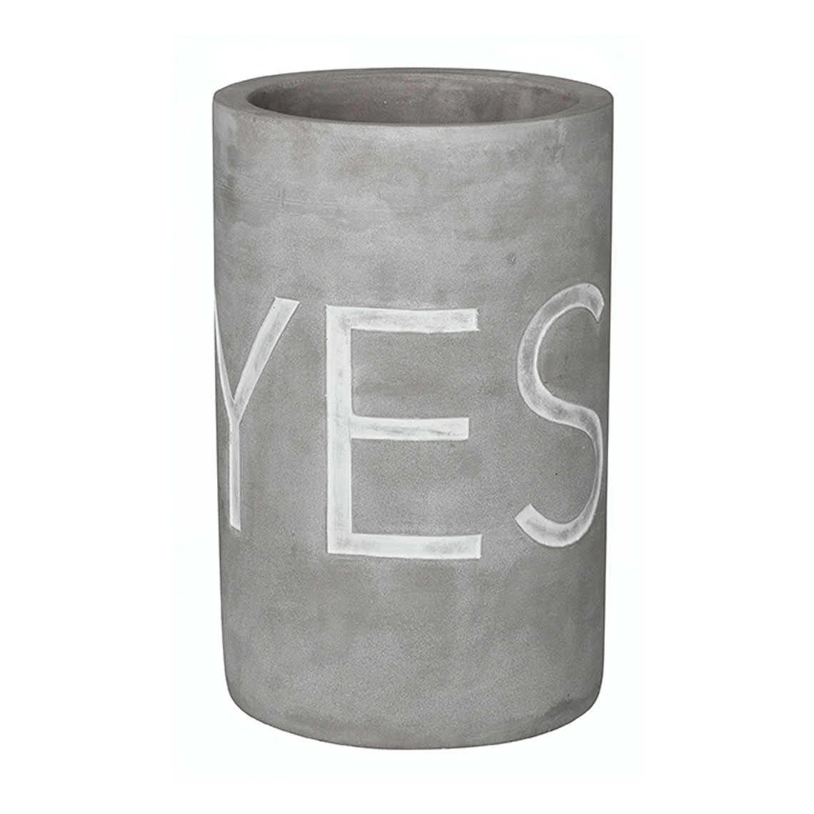 "Weinkühler ""Yes why not"". Räder Design."
