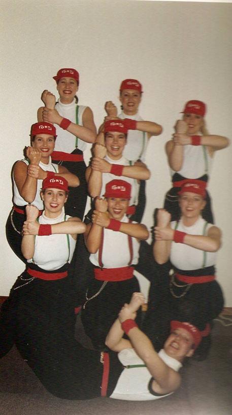 Aan de Maasland Revue werd ook wat goeds overgehouden. Dedames van Dance Design uit Oss zullen de komende jaren acte de presence geven als dansgroep.