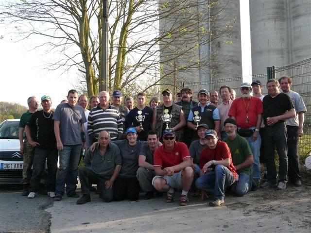 L'équipe du CD 60