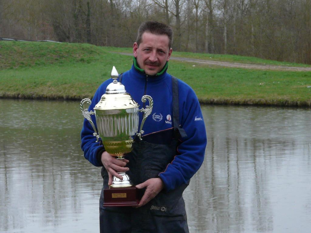Frédéric CANSIER - PONT Ste MAX. - Vainqueur  GN 2010