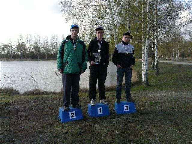 Kévin RENAULT - Vainqueur Cadets
