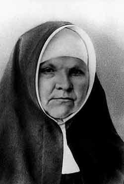 Katharina Kasper. Quelle: Wikipedia (Nutzung gemeinfrei)