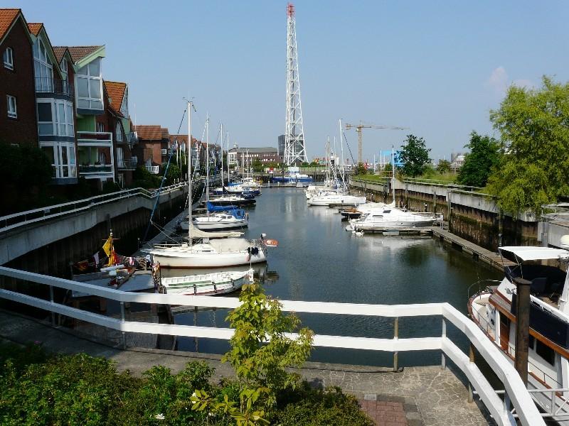 Cuxhavener Yachthafen