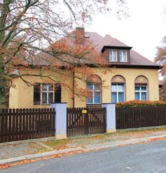 Bonhoefferstr. 148, Fassadenansicht