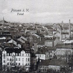 Bonhoefferstr. 148, Originalfliesen im Treppenhaus