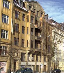 Stresemannstr. 91, Fassadendetail
