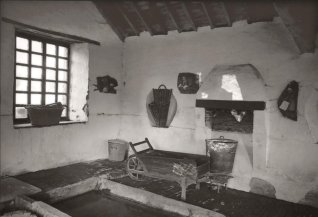 1985 Restauration Chour de Vaux