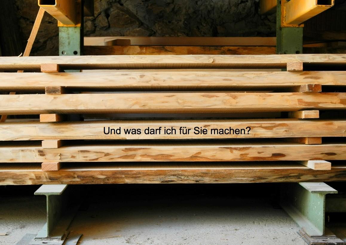 Esche-Schnittholz