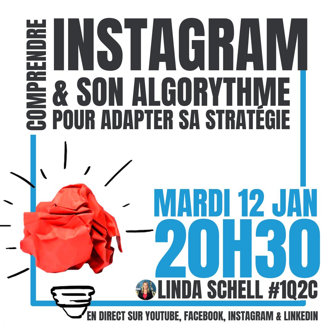 Comprendre Instagram et son algorithme pour adapter sa stratégie