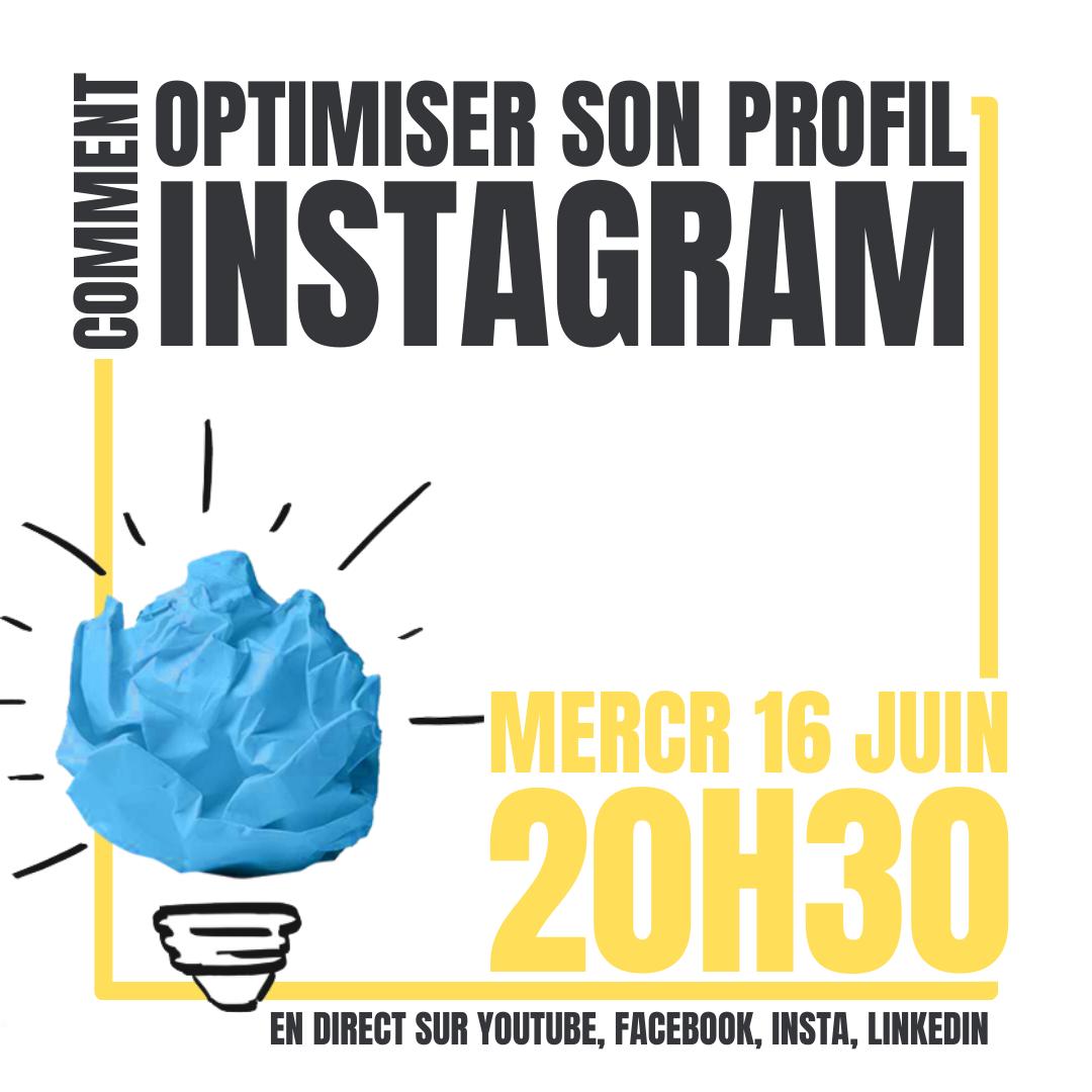 Comment optimiser votre profil Instagram ?