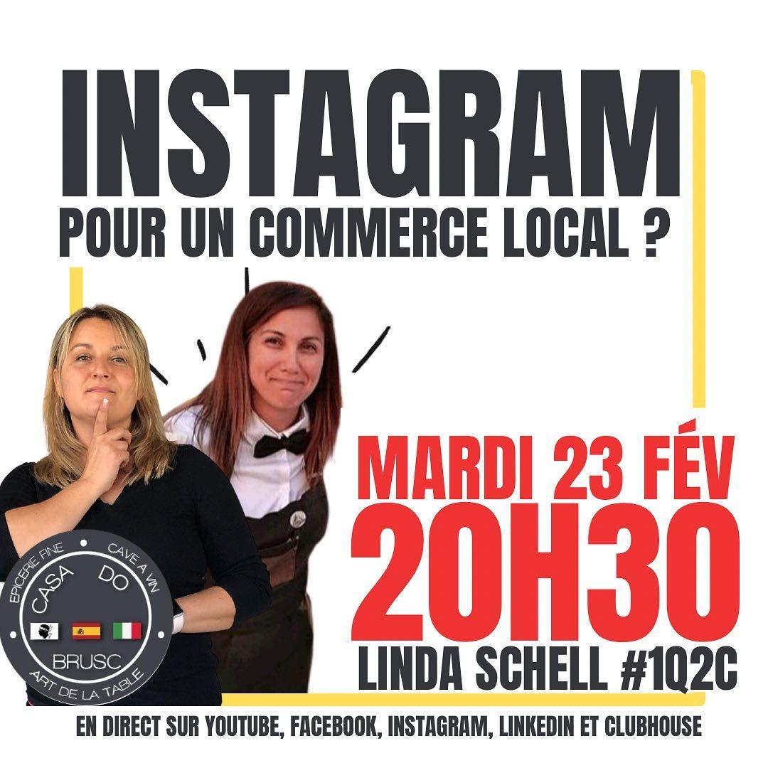 Instagram pour les commerces locaux ? Ça fonctionne ?
