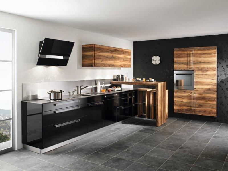 k chen holz wohnstudio brader. Black Bedroom Furniture Sets. Home Design Ideas
