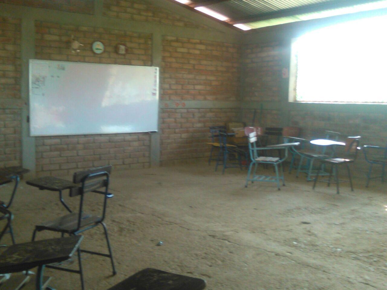Escuela actual