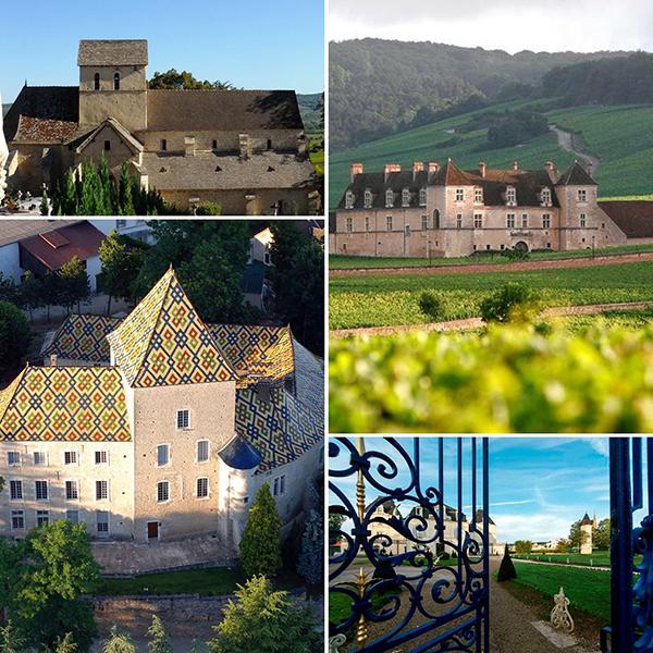 Chateaux et domaines prestigieux