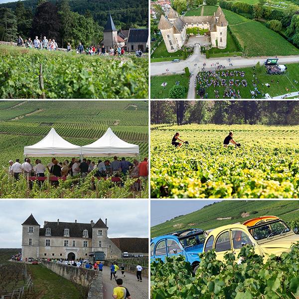 Fêtes en Bourgogne