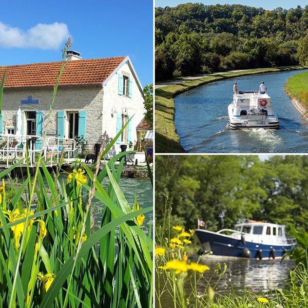 Canal et voies fluviales