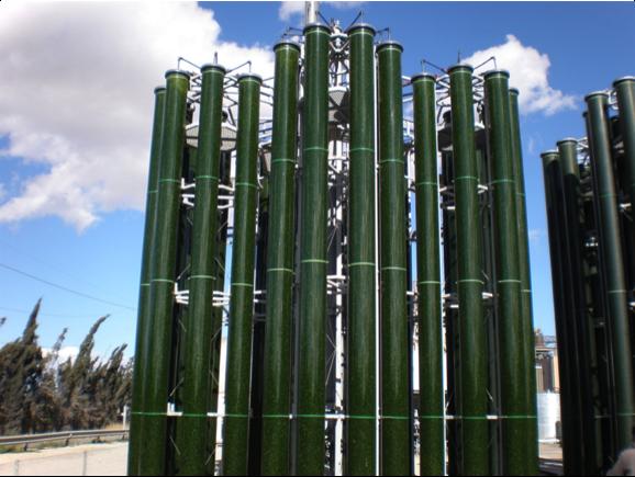 Acryl-Rohren for Bioreaktors