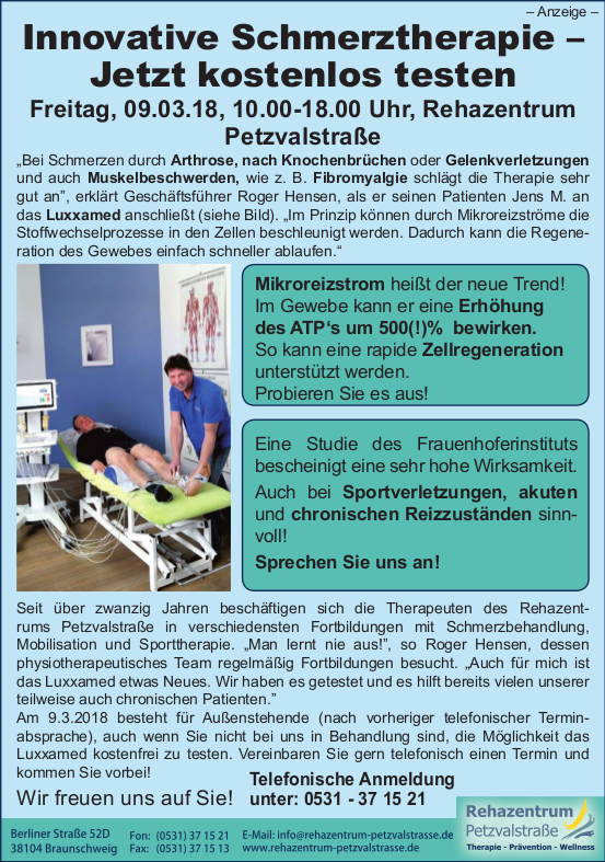 Schmerztherapie, Arthrose, Fibromyalgie, Fitness, Reha, Sauna, Training, Elektrotherapie, Manuelle Therapie, Functional Training, Faszientherapie, Krankengymnastik