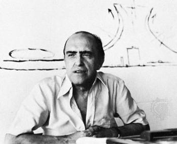 Architekt Oscar Niermeyer