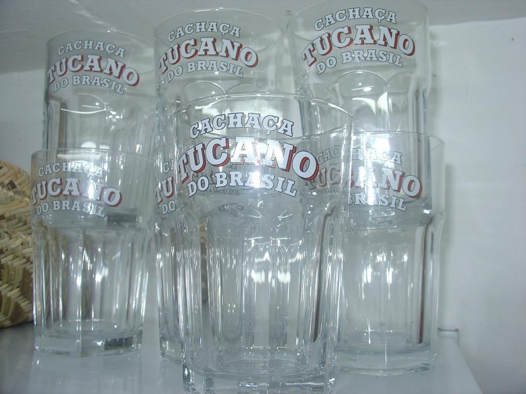TUCANO Granity-Longdrink Gläser