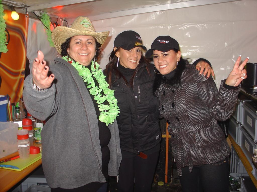 Filo, Lucia & Laura