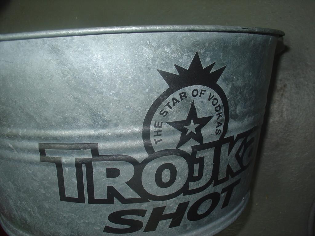 TROJKA Eis- & Getränkekübel