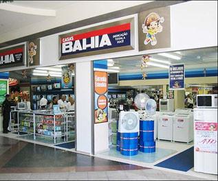Casas Bahia - 50'000 Mitarbeiter