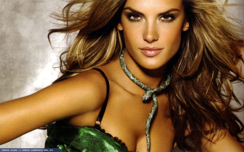 Top Model Alessandra Ambrosio