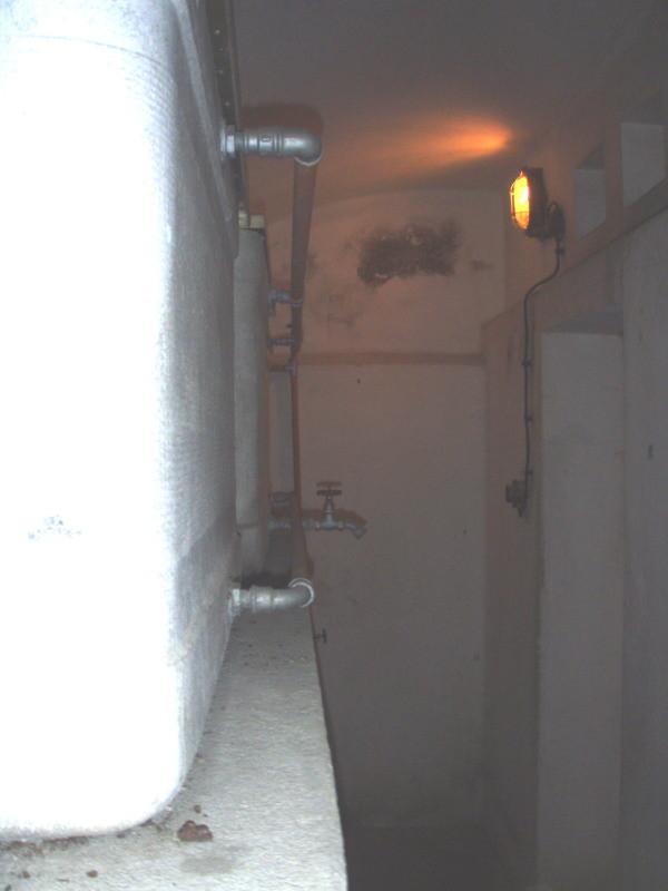 Trinkwassertanks (werden mittels externen Anschluss gefüllt)