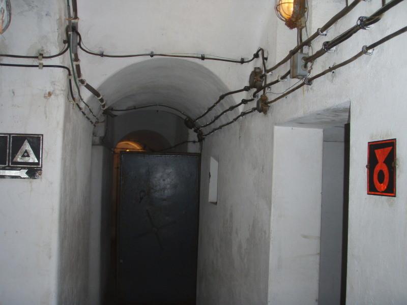 corridoio all'interno