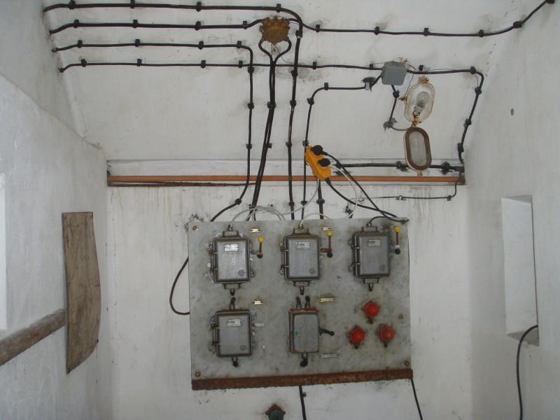 impianto elettrico - originale