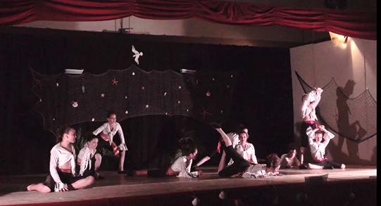 """Danse """"modern jazz groupe 3"""" AFR Loisirs 31290 Gardouch"""