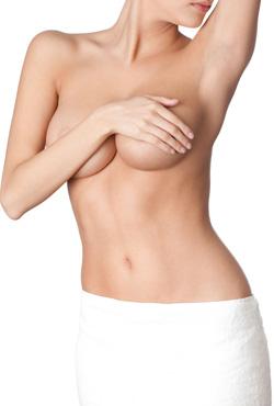 Brustvergrößerung - Operation