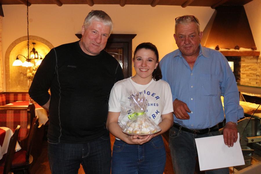 3. Platz: Laura Stöckl u. Herta Stöckl (nicht im Bild)