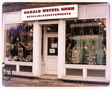 Wetzel Brass Instrumente - unser Sponsor aus Hamburg