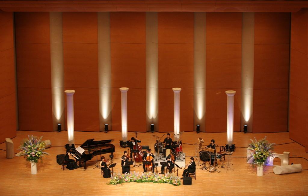 ガラ・コンサート2009  バラダン(室内管弦楽団)