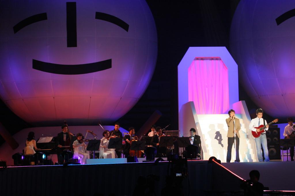 ユ・ヘジュン(「最初から今まで」作曲者)とイ・セジュン(歌手)