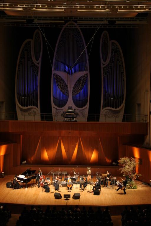 2009.10.27 チョ・グァヌ&バラダンコンサート「東京伝説」 東京芸術劇場